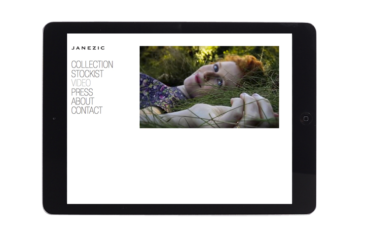 Janezic: Women's Fashion Line