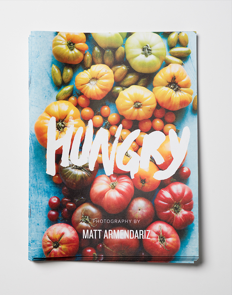 Matt Armendariz: Hungry