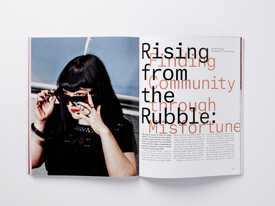 Good Company Magazine Vol 2: The Fearless Issue
