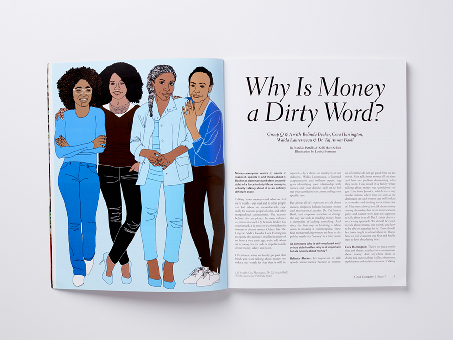 Good Company Magazine Vol 3: The Money Issue